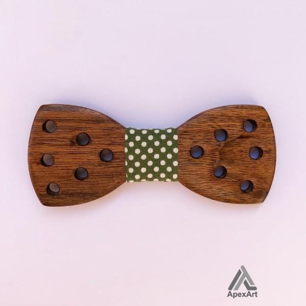پاپیون چوبی طرح سورن