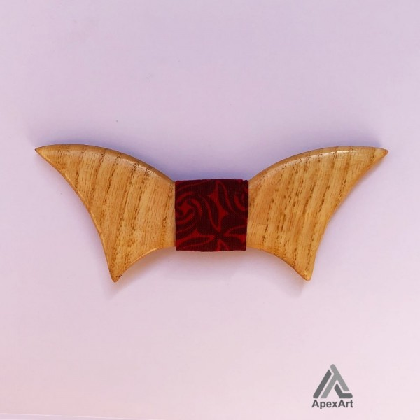 پاپیون چوبی طرح اوژن
