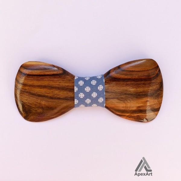 پاپیون چوبی طرح کیان