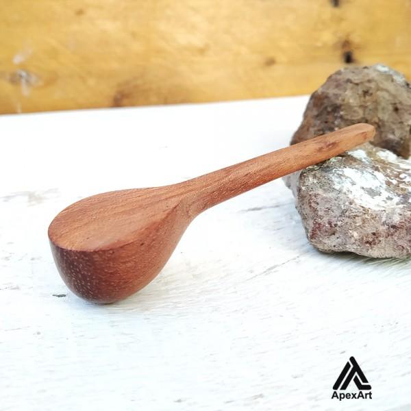 گردنبند چوبی طرح سه تار