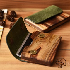 جا کارتی چوبی طرح رادکام
