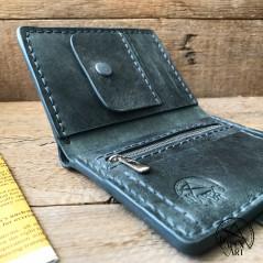 کیف پول چرمی جیبی طرح آله