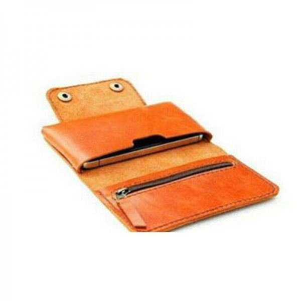 الگوی کیف موبایل چرم