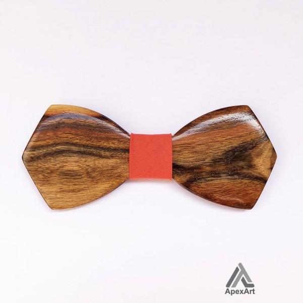 پاپیون چوبی طرح دانوش