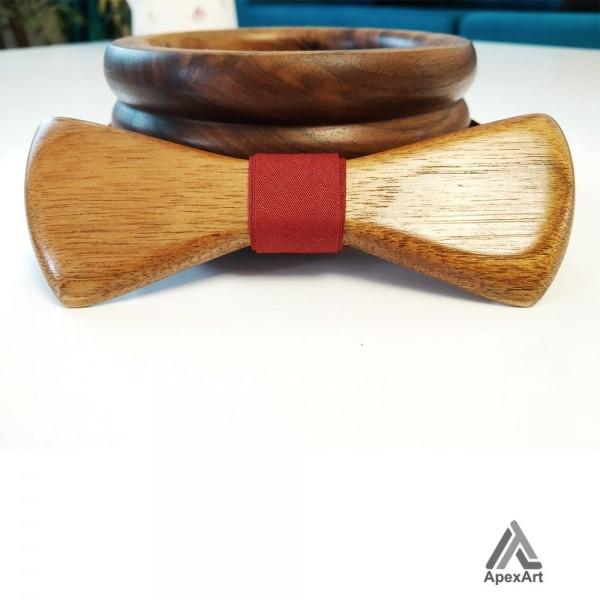 پاپیون چوبی طرح رامیار