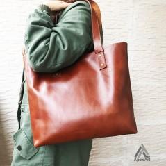 کیف دوشی زنانه چرم