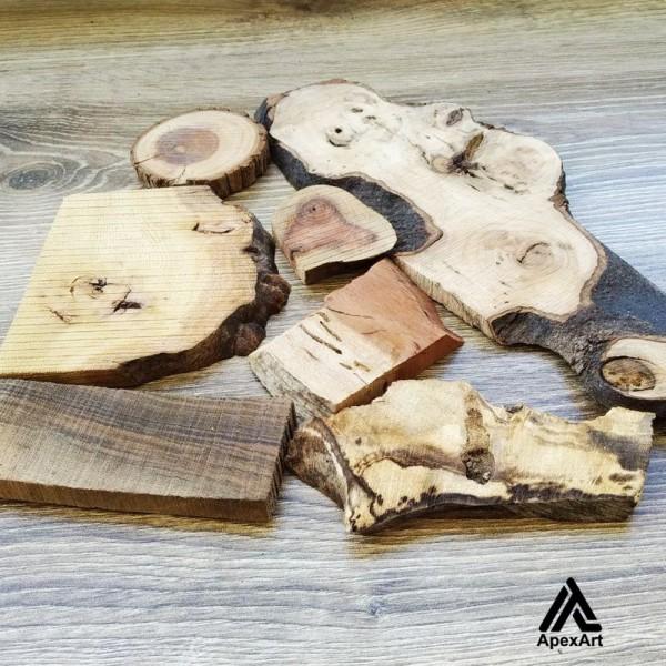 بسته چوب 300 گرمی جهت کار با رزین