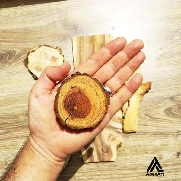 بسته چوب 420 گرمی جهت کار با رزین